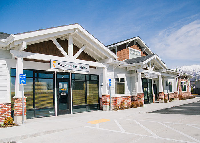 Kaysville Pediatric Office - Wee Care Pediatrics